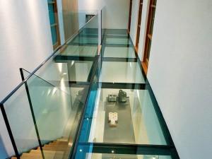 Glass Walkway
