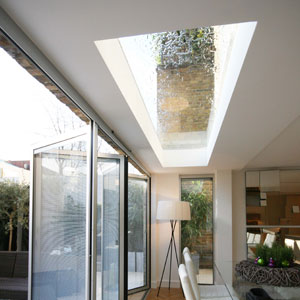 1000mm x 2800mm long rooflight