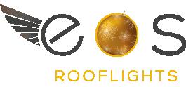 EOS flat rooflight logo