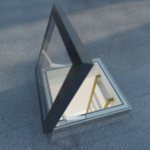 EOS Rooflight Access Hatch