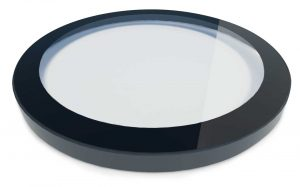 circular rooflight with 1100mm diamitor