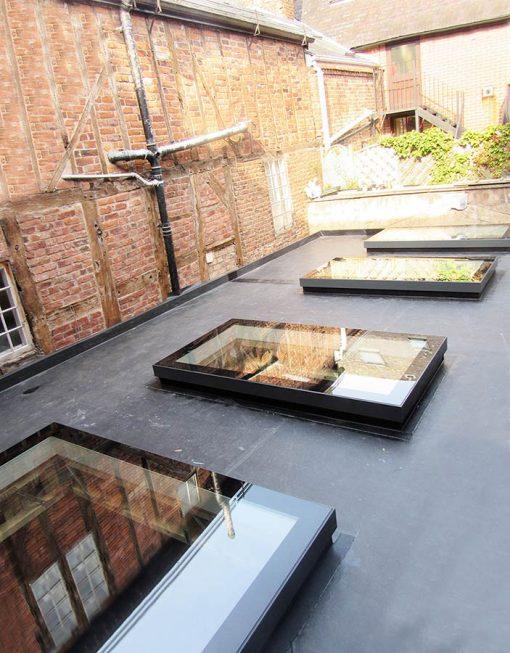 2m x 1m rooflights