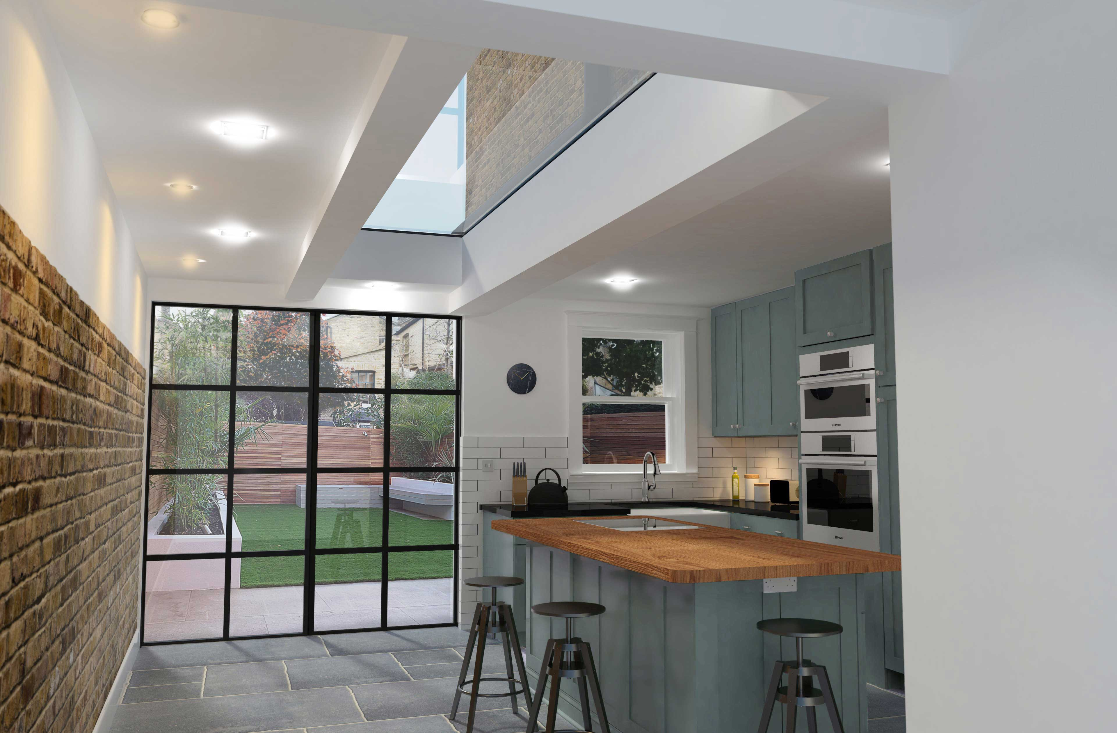 High Performance Flat Rooflights