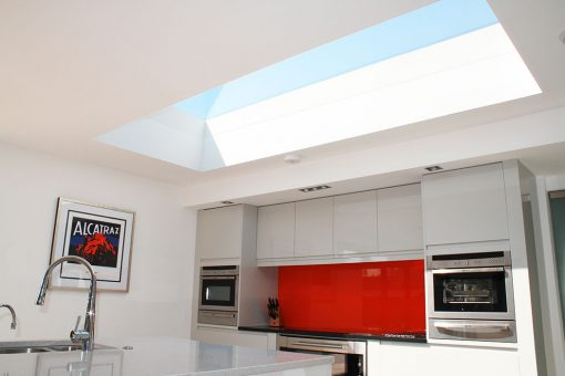 internal kitchen rooflight