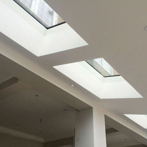 Opening Hinged and Fixed Skylights