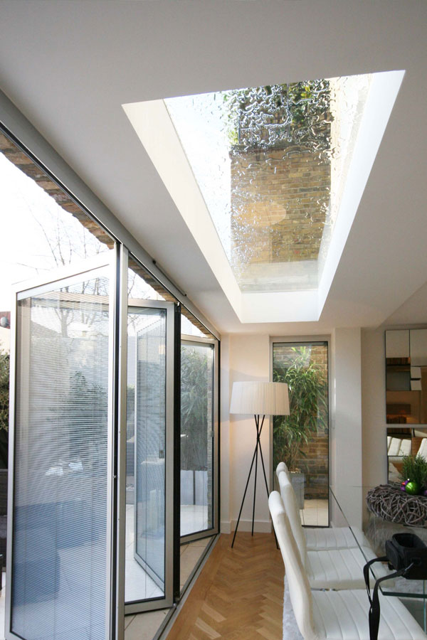 Triple Glazed Roof Windows Contemporary Design And