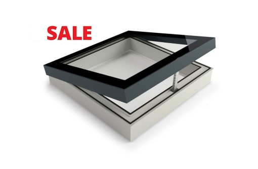 Sale on 1000x1000 opening rooflights