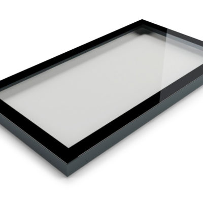 Roof light 1m x 2m fixed stock no upstand